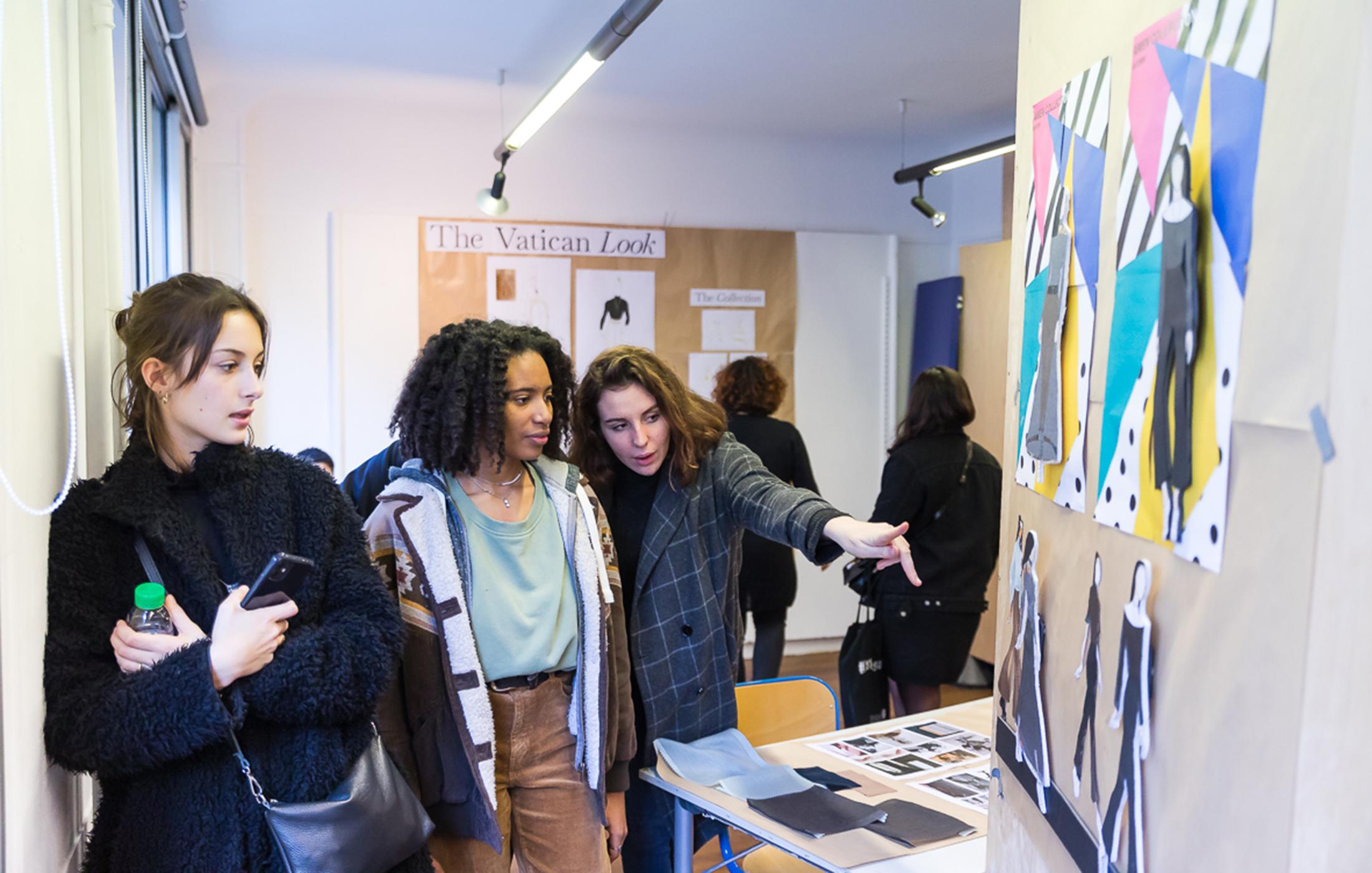 Architecte Interieur Paris 18 École supérieure des arts modernes - design - paris
